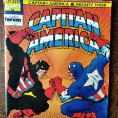 Cómics: CAPITAN AMERICA & THOR V.2 Nº 9 - MARVEL TWO-IN-ONE. COMICS FORUM. Lote 262240280