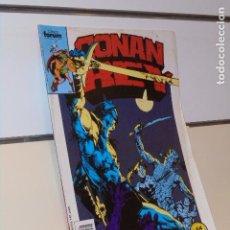 Cómics: CONAN REY Nº 64 MARVEL - FORUM. Lote 262282250