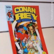 Cómics: CONAN REY Nº 31 MARVEL - FORUM. Lote 262284525