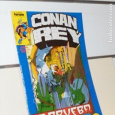 Cómics: CONAN REY Nº 26 MARVEL - FORUM. Lote 262285075