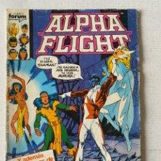 Cómics: ALPHA FLIGHT #26 VOL.1 FÓRUM 1ª EDICIÓN. Lote 262351130