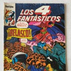 Cómics: LOS 4 FANTÁSTICOS #83 VOL1 FORUM. Lote 262355165