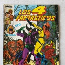 Cómics: LOS 4 FANTÁSTICOS #78 VOL1 FORUM. Lote 262355305