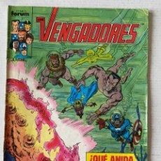 Cómics: LOS VENGADORES #62 VOL.1 FÓRUM 1ª EDICIÓN. Lote 262367470