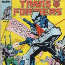 Cómics: TRANSFORMERS Nº 28 - FORUM. Lote 262388905