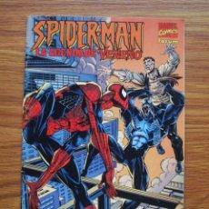 Cómics: SPIDERMAN - LA AGENDA DE VENENO (FORUM) SPIDER-MAN. Lote 262393890
