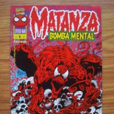Cómics: MATANZA BOMBA MENTAL (SPIDERMAN) FORUM (SPIDER-MAN). Lote 262394250