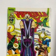 Comics : PATRULLA-X. Nº 51.- ¡EL JUICIO DE MAGNETO! COMICS FORUM. Lote 262430165