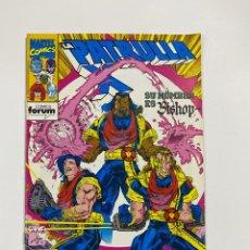 Cómics: PATRULLA-X. Nº 121.- BISHOP. COMICS FORUM / MARVEL COMICS. Lote 262431730