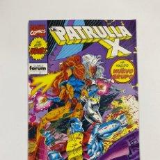 Comics: PATRULLA-X. Nº 120.- ALIANZA DESESPERADA. COMICS FORUM / MARVEL COMICS. Lote 262431860