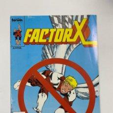 Cómics: FACTOR-X. Nº 15.- ¿ACASO NO ES MEJOR ESTAR MUERTO? COMICS FORUM.. Lote 262435540
