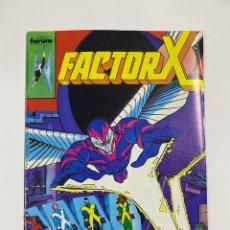 Cómics: FACTOR-X. Nº 22.- LA CAIDA DE LOS MUTANTES. COMICS FORUM.. Lote 262435955