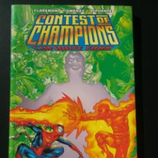 Cómics: CONTEST OF CHAMPIONS COMBATE FINAL. Lote 262457205