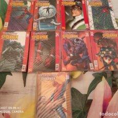 Cómics: LOTE COMICS ULTIMATE SPIDERMAN Nº 1 A 36 FORUM [1 A 49 USA ] BRIAN BENDIS BAGLEY. Lote 262466530