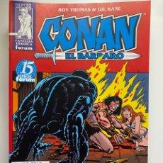 Cómics: CONAN EL BÁRBARO NUEVA EDICIÓN 18 - FORUM. Lote 262479815