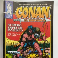 Cómics: CONAN EL BÁRBARO NUEVA EDICIÓN 22 - FORUM. Lote 262480055