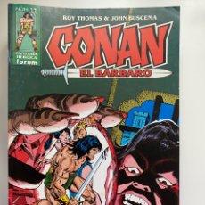 Cómics: CONAN EL BÁRBARO NUEVA EDICIÓN 27 - FORUM. Lote 262480205