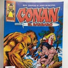 Cómics: CONAN EL BÁRBARO NUEVA EDICIÓN 28 - FORUM. Lote 262480295