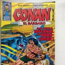 Cómics: CONAN EL BÁRBARO NUEVA EDICIÓN 35 - FORUM. Lote 262480785