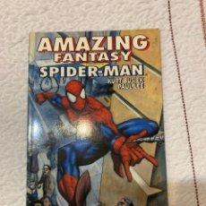 Cómics: SPIDER-MAN: AMAZING FANTASY, DE KURT BUSIEK Y PAUL LEE. Lote 262484575