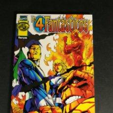 Cómics: MARVEL COMICS LOS 4 FANTÁSTICOS ONSLAUGHT ESPECIAL 4F FORUM PLANETA. Lote 262505120