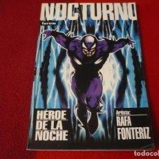 Cómics: NOCTURNO HEROE DE LA NOCHE ( ABNETT RAFA FONTERIZ ) ¡MUY BUEN ESTADO! FORUM MARVEL. Lote 262507015