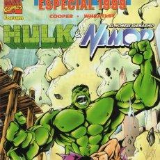 Cómics: HULK & NAMOR ESPECIAL 1999 - FORUM - MUY BUEN ESTADO. Lote 262514090