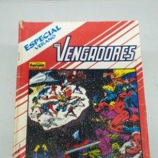 Cómics: VENGADORES ESPECIAL VERANO 1988 - EL DIA EN QUE LA MUERTE MURIO / MARVEL -FORUM. Lote 262516925