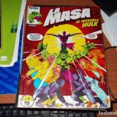 Cómics: LA MASA (HULK). VOL-1 Nº 9. FORUM. Lote 262532900