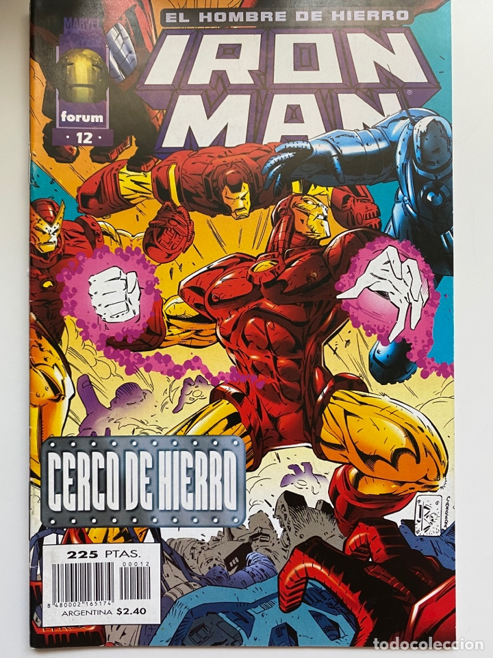 IRON MAN VOL.3 12 (Tebeos y Comics - Forum - Iron Man)