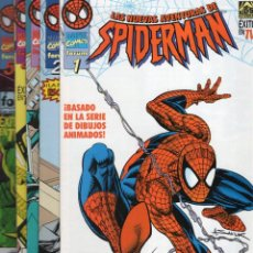 Cómics: LAS NUEVAS AVENTURAS DE SPIDERMAN VOL. 1 COMPLETA 15 NUMEROS - FORUM - ESTADO EXCELENTE.. Lote 262538935