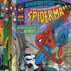 Cómics: LAS NUEVAS AVENTURAS DE SPIDERMAN VOL. 2 COMPLETA 12 NUMEROS - FORUM - ESTADO EXCELENTE.. Lote 262547865