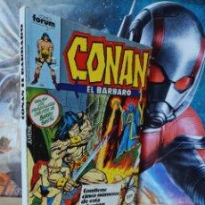 Cómics: EXCELENTE ESTADO CONAN 71 AL 75 RETAPADO CÓMICS MARVEL FORUM. Lote 262549445