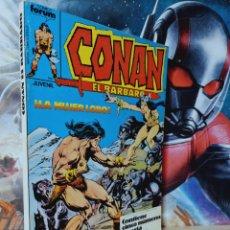 Cómics: CASI EXCELENTE ESTADO CONAN 91 AL 95 RETAPADO CÓMICS MARVEL FORUM. Lote 262549765