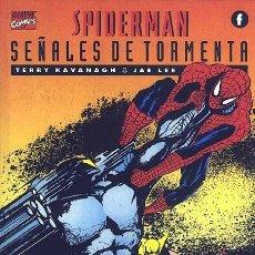 Cómics: COLECCIÓN PRESTIGIO VOL.2 Nº 2 - FORUM. SPIDERMAN: SEÑALES DE TORMENTA.. Lote 262551095