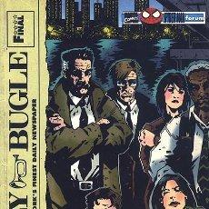 Cómics: DAILY BUGLE - FORUM. TOMO SPIDERMAN.. Lote 262551495