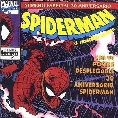 Cómics: SPIDERMAN ESPECIAL 30 ANIVERSARIO - FORUM. Lote 262551855