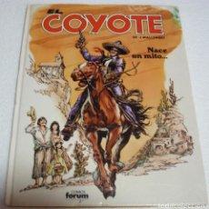 Cómics: EL COYOTE TOMO Nº 1- FORUM 1983. PERFECTO-IMPORTANTE LEER DESCRIPCIÓN Y GASTOS. Lote 262553110