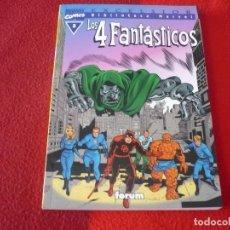 Cómics: LOS 4 FANTASTICOS Nº 3 BIBLIOTECA MARVEL ( STAN LEE KIRBY ) ¡MUY BUEN ESTADO! FORUM. Lote 262579565