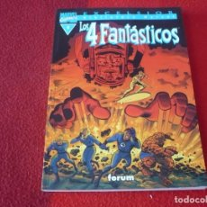 Cómics: LOS 4 FANTASTICOS Nº 5 BIBLIOTECA MARVEL ( STAN LEE KIRBY ) ¡MUY BUEN ESTADO! FORUM. Lote 262579605
