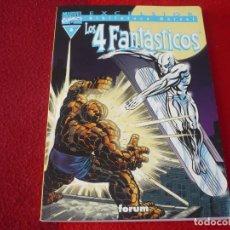 Cómics: LOS 4 FANTASTICOS Nº 6 BIBLIOTECA MARVEL ( STAN LEE KIRBY ) ¡MUY BUEN ESTADO! FORUM. Lote 262579625