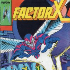 Cómics: FACTOR X Nº 22 - FORUM - MUY BUEN ESTADO. Lote 262593450