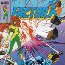 Cómics: FACTOR X Nº 17 - FORUM - BUEN ESTADO. Lote 262593870