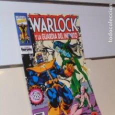 Cómics: WARLOCK Y LA GUARDIA DEL INFINITO Nº 8 - FORUM. Lote 262629215