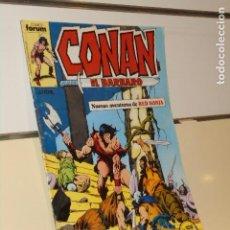 Cómics: CONAN EL BARBARO VOL. 1 Nº 108 - FORUM. Lote 262630640