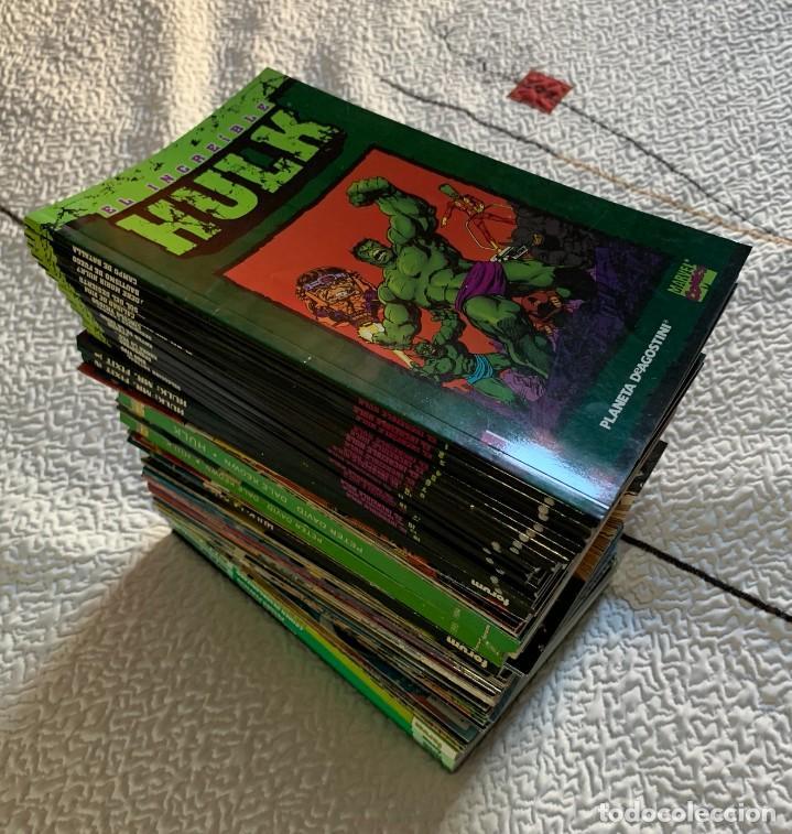 ESPECTACULAR LOTE DE HULK - FORUM (16 AÑOS USA COMPLETOS) (Tebeos y Comics - Forum - Hulk)