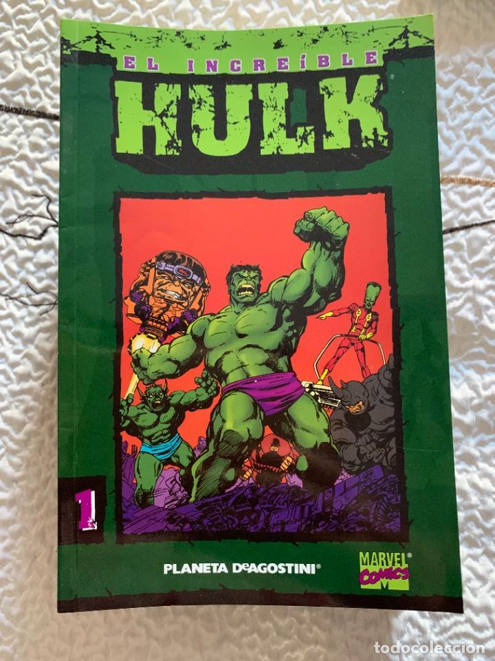 Cómics: Espectacular lote de Hulk - Forum (16 años USA completos) - Foto 3 - 262649295