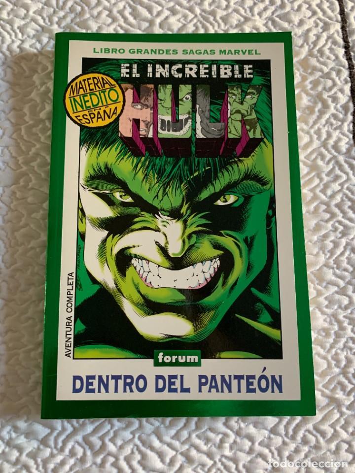 Cómics: Espectacular lote de Hulk - Forum (16 años USA completos) - Foto 8 - 262649295