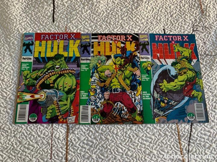Cómics: Espectacular lote de Hulk - Forum (16 años USA completos) - Foto 10 - 262649295