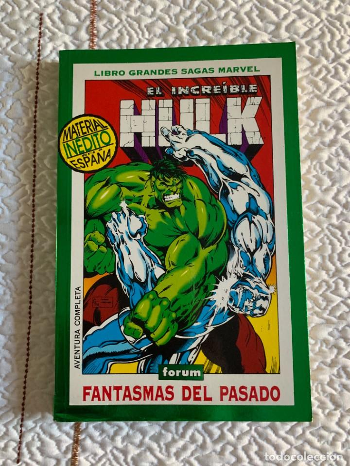 Cómics: Espectacular lote de Hulk - Forum (16 años USA completos) - Foto 11 - 262649295